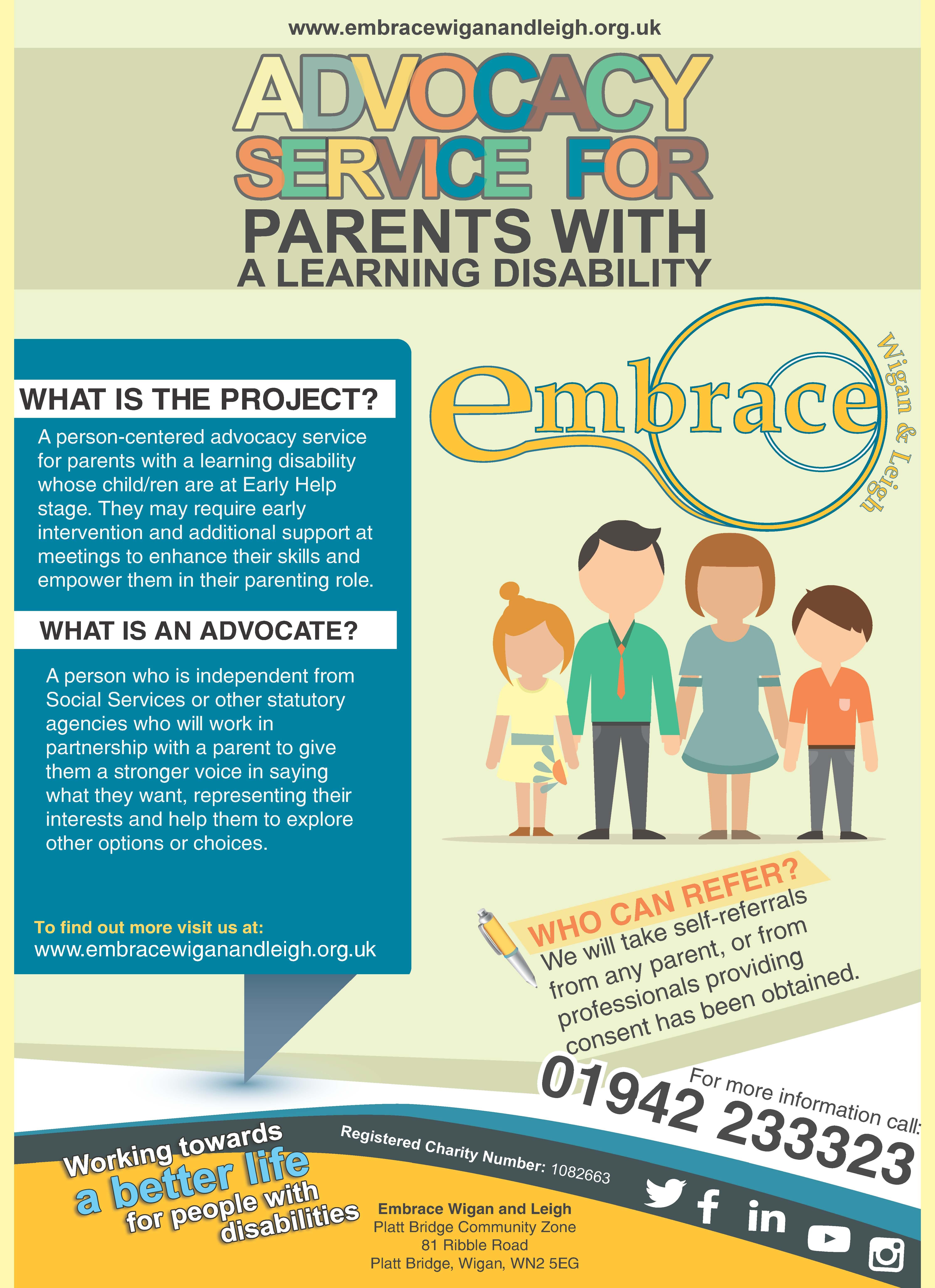 Parental Advocacy Leaflet
