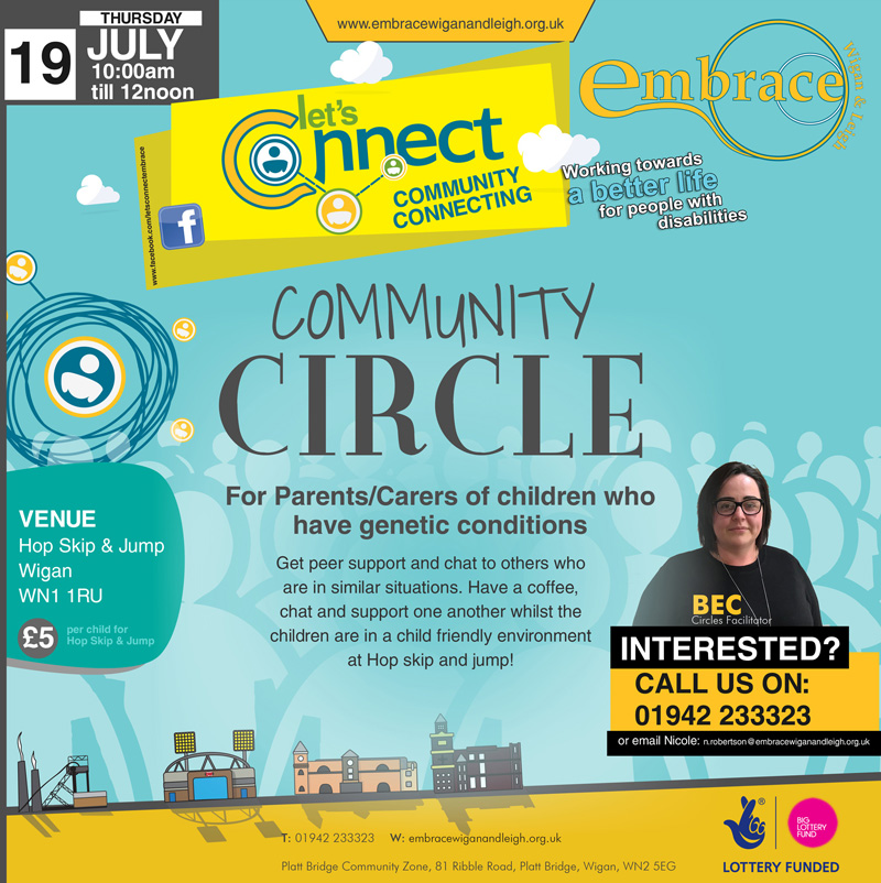 Community Circle for Genetic Conditions