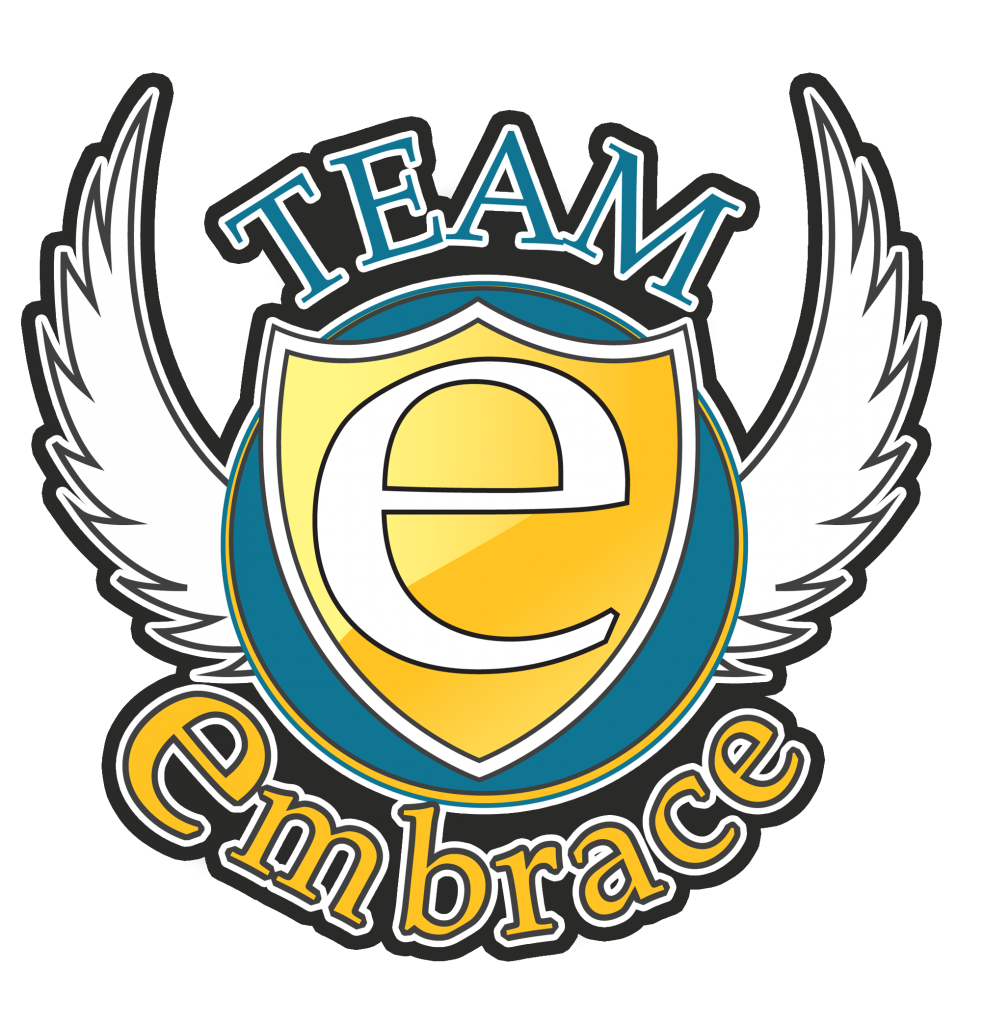 Team embrace logo