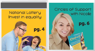 National lottery invest