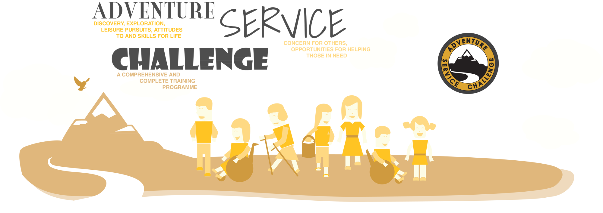 Adventure service challenge