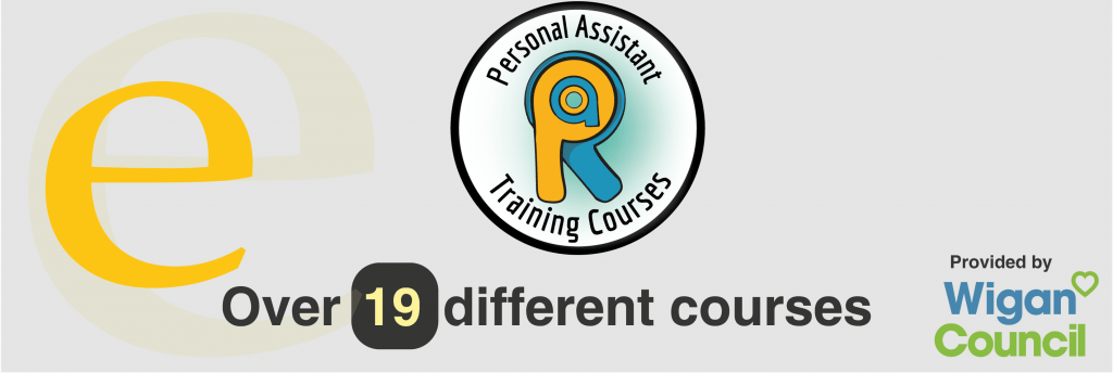19 different courses for personal assistants