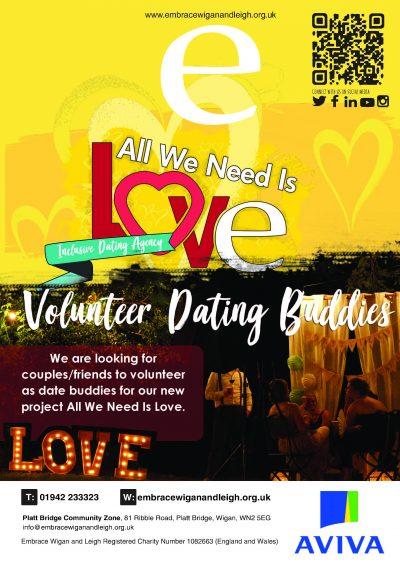 Volunteer Dating Buddies