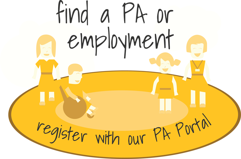 Registration for PA portal