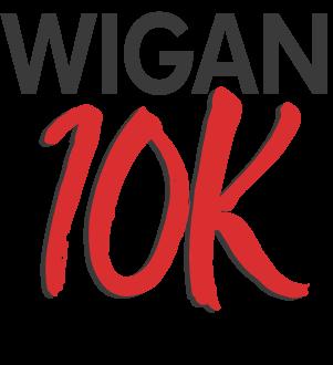 Wigan 10k Logo